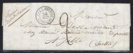 Sarthe, Càd 15 De Chemire Le Gandin De 1847 - 1801-1848: Precursori XIX