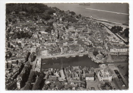 HONFLEUR--Vue Générale Aérienne,cpsm 15 X 10 N° 1 éd Artaud----............à Saisir - Honfleur