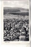 5760 ARNSBERG - NEHEIM, Luftaufnahme, 1952 - Arnsberg