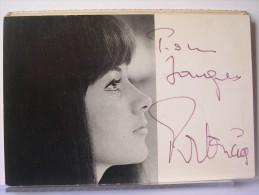 AUTOGRAPHE PATRICIA - Autographes