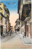 CARTAGENA (Colombie) Roman Street Animation - Colombie