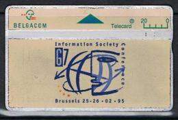 Belgacom Information Society Conference Serienummer 501C - Belgique