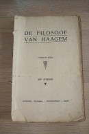 000 Oudegem - De Filosoof Van Haagem - Tweede Deel - Jef Scheirs * Eerste Druk 1936 * - Libros, Revistas, Cómics