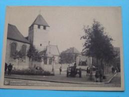 Het Heldenplein Termonde ( Thill ) Anno 19?? ( Zie/voir Foto Voor Details ) !! - Dendermonde