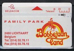Belgacom Bobbejaanland Serienummer 504F - Belgien