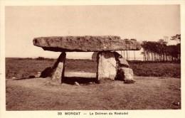 MORGAT  -  Le Dolmen De Rostudel - Morgat