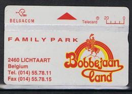 Belgacom Bobbejaanland Serienummer 545C - Belgique