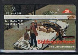 Belgacom Bobbejaanland Serienummer 605C - Belgique