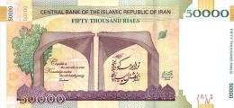 Iranp.new 50000 Rials 2015 Unc - Iran