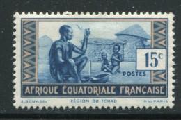 A.E.F- Y&T N°192- Neuf Avec Charnière * - A.E.F. (1936-1958)
