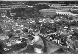 CPSM - SAVIGNE-sur-LATHAN (37) - Vue Aérienne Sur Le Bourg En 1960 - France