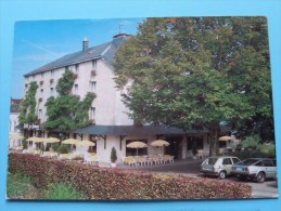 CORBION Hotel Des ARDENNES ( Fam. Maqua ) Anno 19?? ( Zie/voir Foto Voor Details ) !! - Bouillon