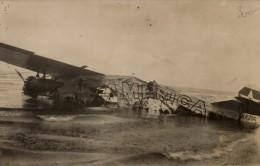 """14 - VER SUR MER  Amerissage De """"l´América"""" Le 1er Juillet 1927 - Otros Municipios"""