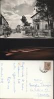 3038) BARI GRAVINA DI PUGLIA VIALE STAZIONE FERROVIARIA VIAGGIATA 1959 RARA - Bari
