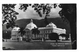 PORT AU PRINCE (Haiti) Palais National - Haïti