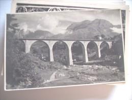 Italië Italia Italy Belluno Ponte Sull´ Ardo - Belluno