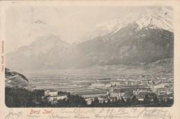 Berg Jsel  ( 1901)   - Scan Recto-verso - Autriche