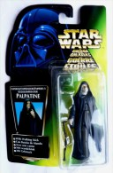 BLISTER FIGURINE STAR WARS 1995  EMPEROR PALPATINE - Power Of The Force
