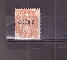 4  NSG  Y&T  Type Blanc *ALGERIE*  02/14 - Ungebraucht