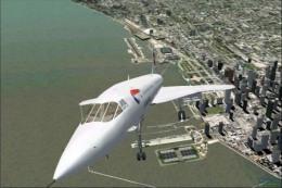Concorde Stam-p-ed Ca-rd 0959-9 - 1946-....: Moderne