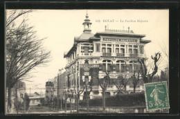 CPA Royat, Le Pavillon Majestic - Royat