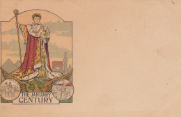 Illustrateur METIVET L.M.F., Napoléon, Cinos N° 11, Rare Et Tres Belle - Künstlerkarten