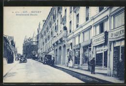 CPA Royat, Boulevard Bazin - Royat