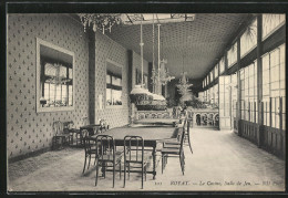 CPA Royat, Le Casino, Salle De Jeu - Royat