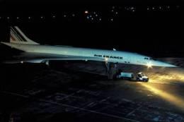 Concorde Stam-p-ed Ca-rd 0959 -6 - 1946-....: Moderne