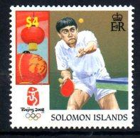 SALOMON    N°   * *  JO 2008  Tennis De Table - Tennis Tavolo