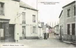 Sainte Pazanne Rue De Machecoul - Altri Comuni