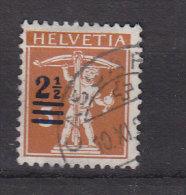 1920/21    N° 146 OBLITERE    CATALOGUE ZUMSTEIN - Suisse