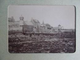 PHOTO DE ROSCOFF ( 29 BRETAGNE ) Vue De La Grève 1898/1902 - Lieux