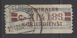 DDR - 1958 - Usato/used - Servizio ZKD - Mi N. 21 - [6] Repubblica Democratica