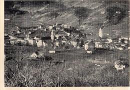 Savona .- Sassello : Panorama -Impercettibile Piega Sul Lato Sinistro - Savona