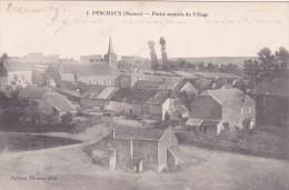 Feschaux : Partie Centrale Du Village - Beauraing