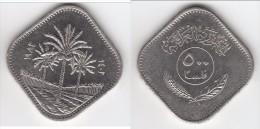 QUALITY **** IRAQ - 500 FILS 1982 - VARIETY: 500 FALSAN - TREES PALM **** EN ACHAT IMMEDIAT !!! - Iraq