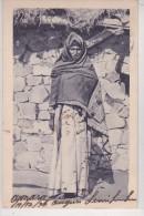 ERYTHREE  ITALIENNE   FEMME MUSULMANE - Erythrée