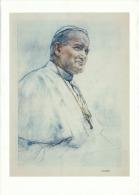Bidprentje Van Paus Joannes Paulus II - Oude Documenten