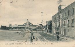 LES SABLES D´OLONNE - Le Grand Hôtel Du Casino Et Le Casino - Sables D'Olonne