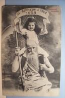 LE  BONHEUR  A  TOUS - 1905 -- ENFANT -     ---BERGERET - - Bergeret