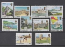 GUERNESEY / GUERNSEY  Timbres Neufs  **de 1985  (ref1397 A ) - Guernsey
