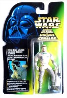 BLISTER FIGURINE STAR WARS 1995  HOTH REBEL SOLDIER - Power Of The Force