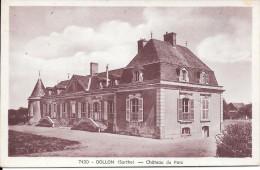 DOLLON   Chateau Du Parc - Unclassified