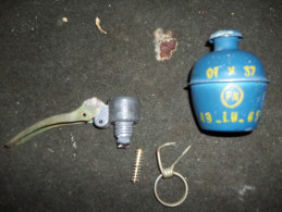 Grenade à Blanc Neutra - Sammlerwaffen