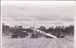 Dans La Plaine De VERNON Après La Moisson Les Tracteurs En Action (27) - Zonder Classificatie