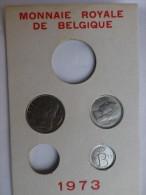 Belgique LOT   5F- 1F - 25 CTS 1973 Français    ETAT NEUF  NON CIRCULE - 1951-1993: Baudouin I