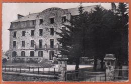 Carte Postale 22. Saint-Jacut-de-la-mer  Colonie De Vacances De La S.N.C.F.   Trés Beau Plan - Saint-Jacut-de-la-Mer