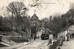 AML50 - CPA - 76 - ROUEN - Cavé Saint Gervais - Rouen