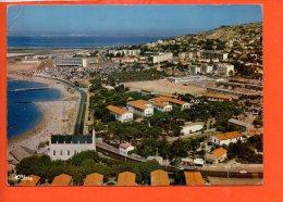 34 SETE : Le Centre Familial Du Lazaret  ( écrite Et Oblitérée) - Sete (Cette)